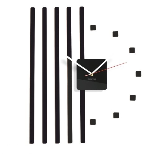 Dekoracyjny Zegar Na ścianę Do Salonu