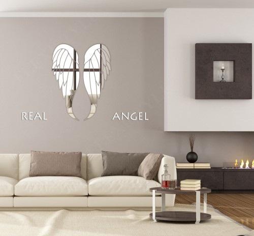 Akrylowe Lustro Dekoracyjne Na ścianę